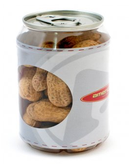 PET Promo Roller with peanuts 60g