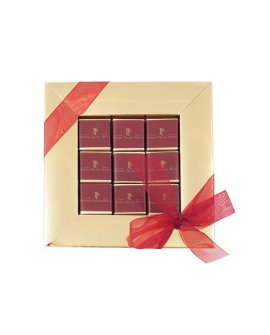 9-chocolate frame box, 12g chocolates